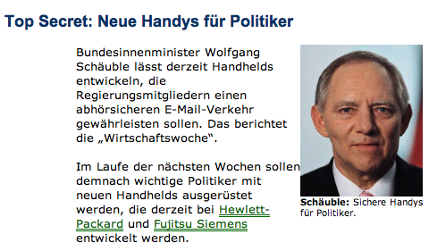 schäuble handy