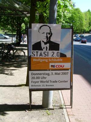Stasi2.0 - Die Fortsetzung