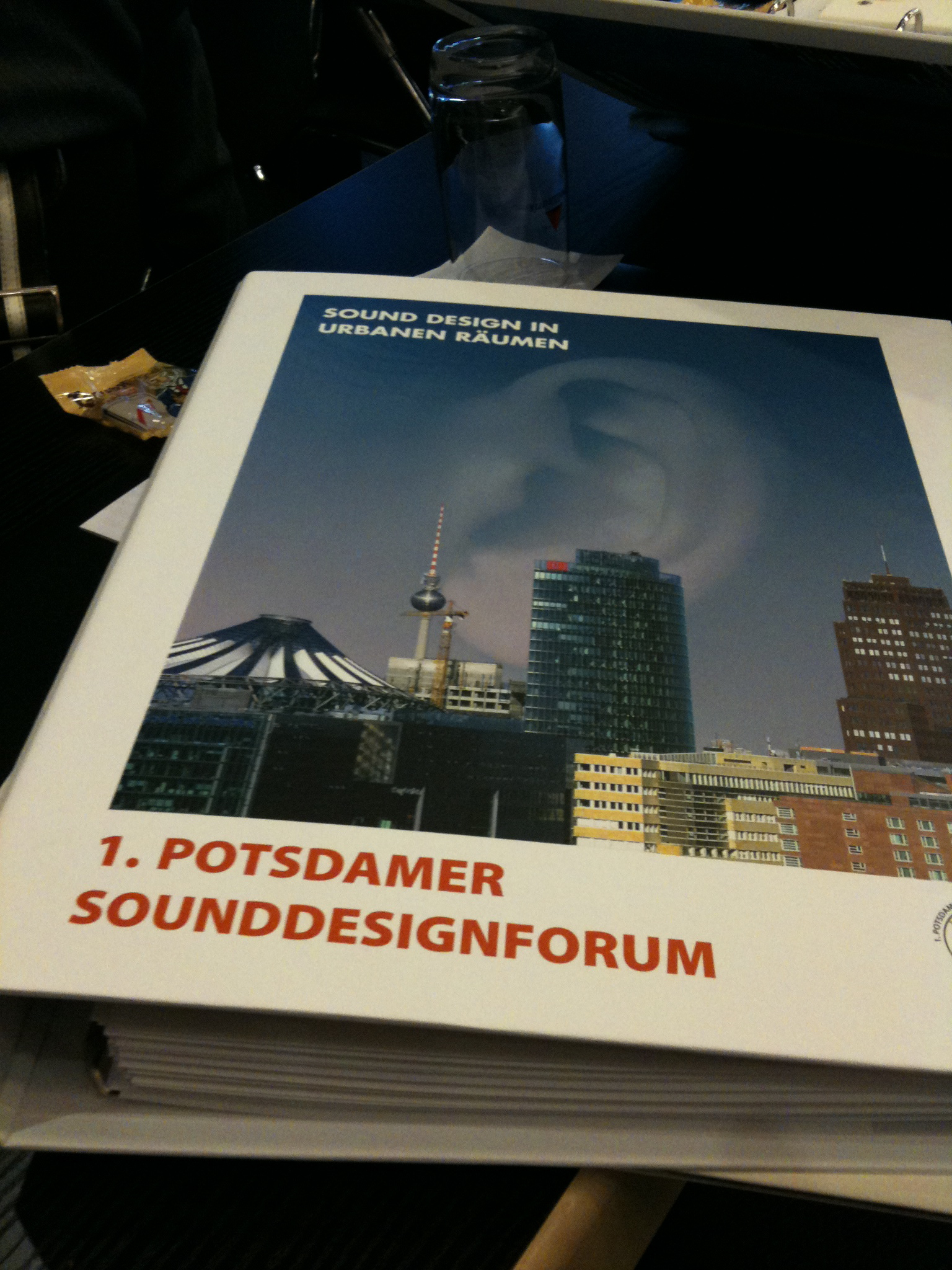 1. Sound-Design-Forum in Potsdam