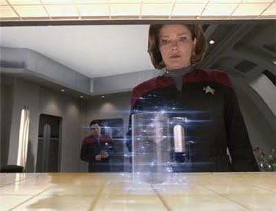 replicator star trek