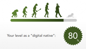 digital native screenshot