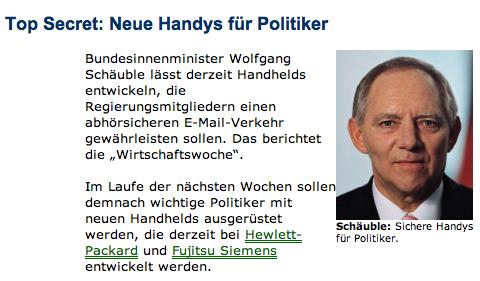 schäuble handy