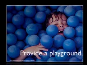 Playground Foto
