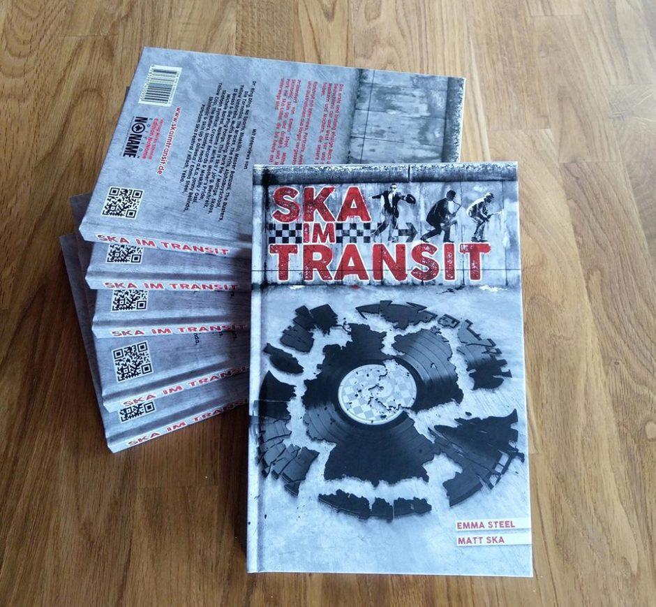 Ska Ska Ska DAS Buch ist da